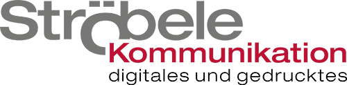 Ströbele Kommunikation Logo