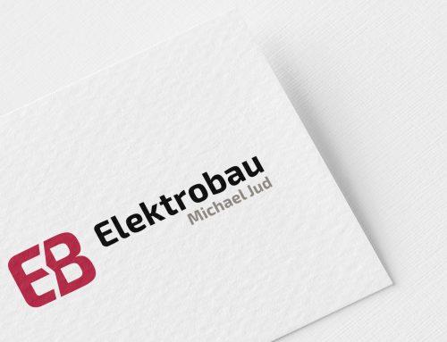 Elektrisierendes Logo