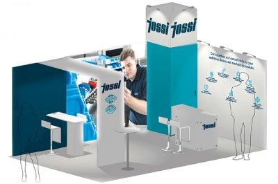 Messestand Jossi AG