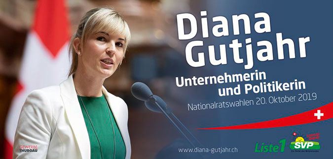 Diana Gutjahr Hauptkampagne