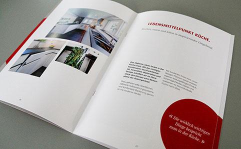 Kreis Design Imagebroschuere