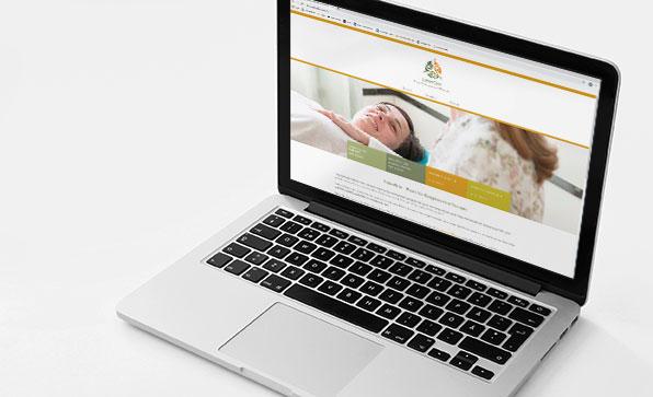 Website Praxis Lebensein