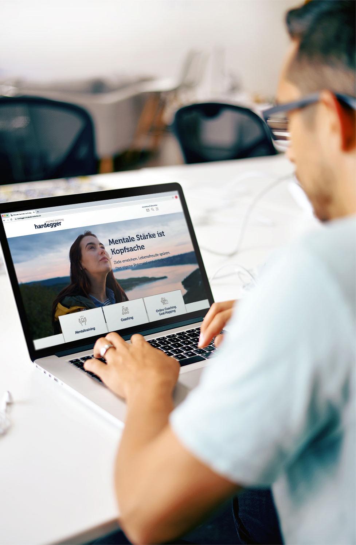 Hardegger Website